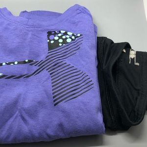 Under Armour toddler girls outfit